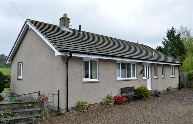 Thumbnail Detached bungalow for sale in College View East, Greenhead, Cumbria.