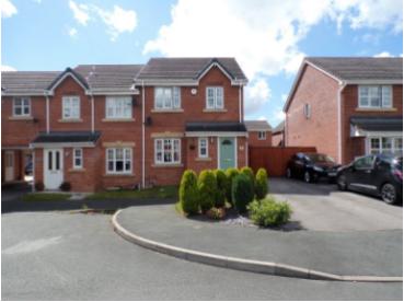 Thumbnail Semi-detached house for sale in New Inn Close, Buckshaw Village