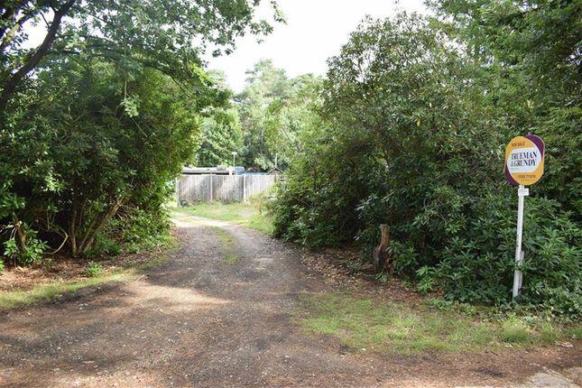 Thumbnail Land for sale in Wellesley Road, Farnham, Surrey
