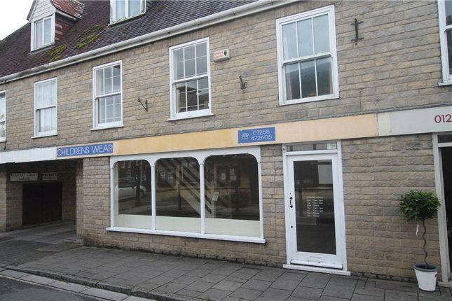Thumbnail Retail premises to let in Market Cross, Sturminster Newton