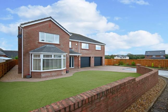 Thumbnail Detached house for sale in Rusper Drive, Moor Row