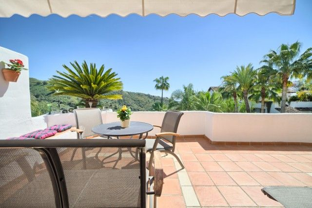 Large Terrace of Spain, Málaga, Benahavís, La Quinta Golf