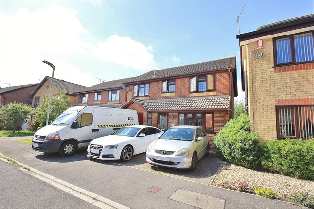 Thumbnail Detached house to rent in Ryall Road, Canford Heath, Poole