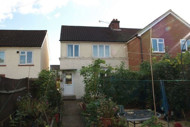 Thumbnail Semi-detached house to rent in Gordon Road, Farnborough