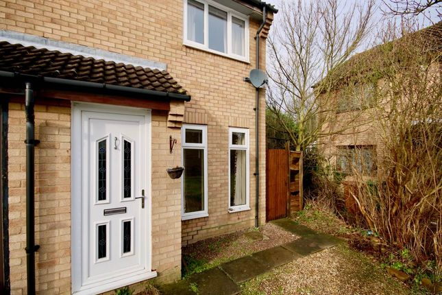 Thumbnail Semi-detached house to rent in Squires Gate, Peterborough