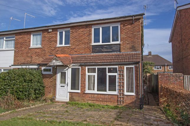 3 bed semi-detached house for sale in Anne Road, Wellingborough NN8