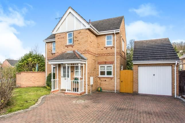 3 bed detached house for sale in Spital Brook Close, Spital, Chesterfield, Derbyshire