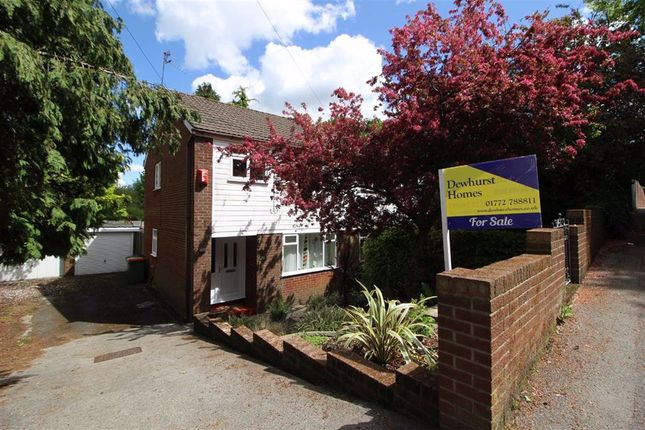 Thumbnail Semi-detached house for sale in Cromwell Road, Ribbleton, Preston