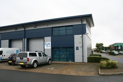 Thumbnail Light industrial to let in Ro24, Unit 8, Jarman Way, Royston, Hertfordshire