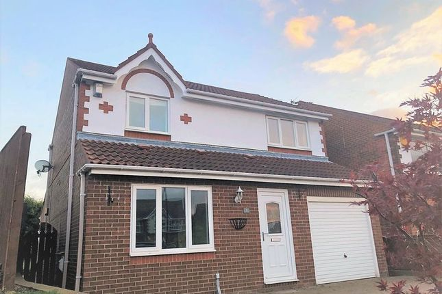 Thumbnail Detached house for sale in Devonport, Houghton Le Spring