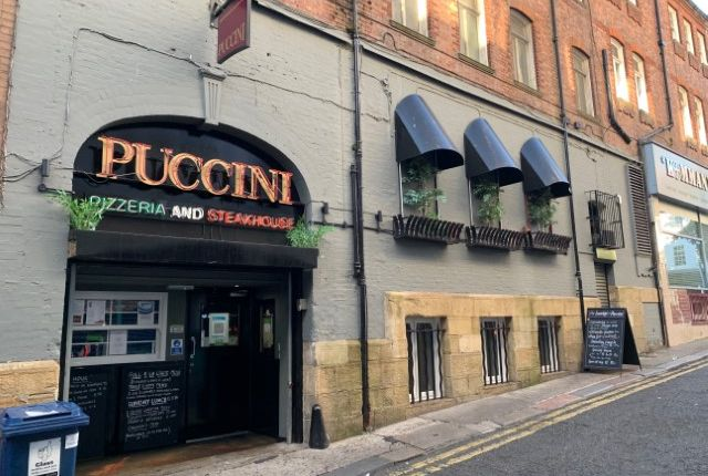 Thumbnail Restaurant/cafe for sale in Pudding Chare, Newcastle Upon Tyne