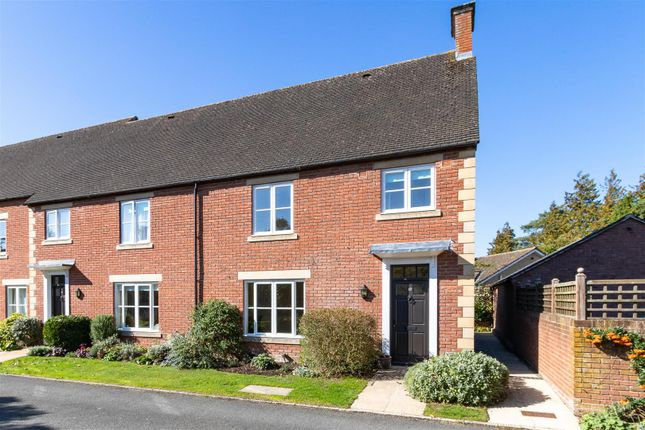 Thumbnail End terrace house for sale in University Farm, Moreton In Marsh, Gloucestershire