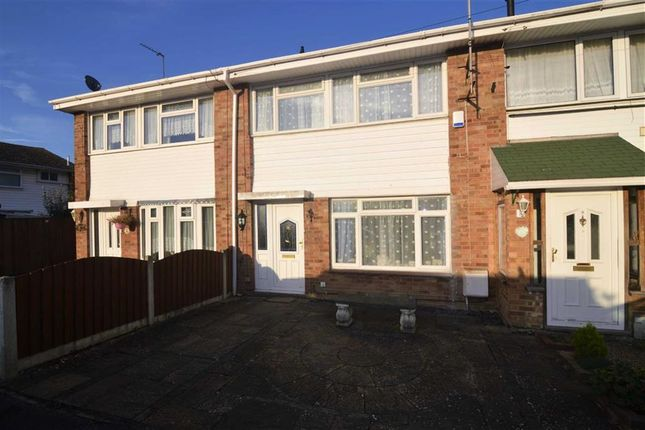 Thumbnail Terraced house for sale in Lambourne, East Tilbury, Essex