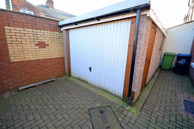 Garage of Lambton Street, Shildon DL4