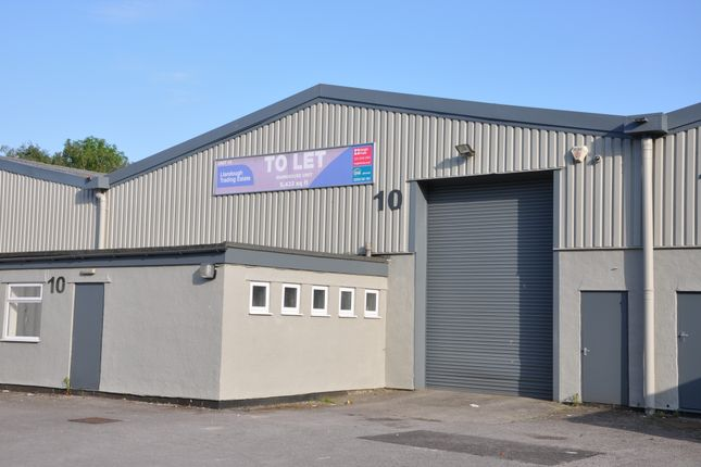 Thumbnail Industrial to let in Penarth Road, Cardiff