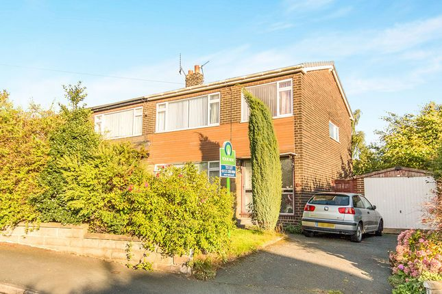 Thumbnail Semi-detached house to rent in Parkways, Oulton, Leeds