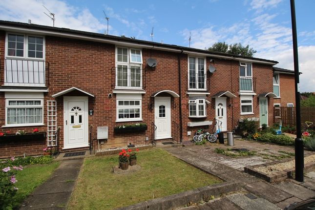 Thumbnail Terraced house for sale in Pine Close, London