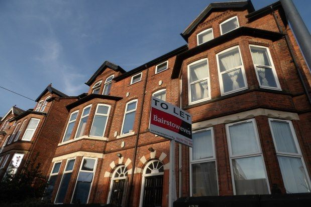 Thumbnail Flat to rent in 135 Foxhall Road, Nottingham