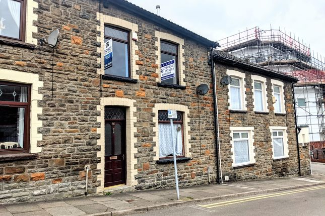 Thumbnail Terraced house to rent in Eleanor Street, Tonypandy