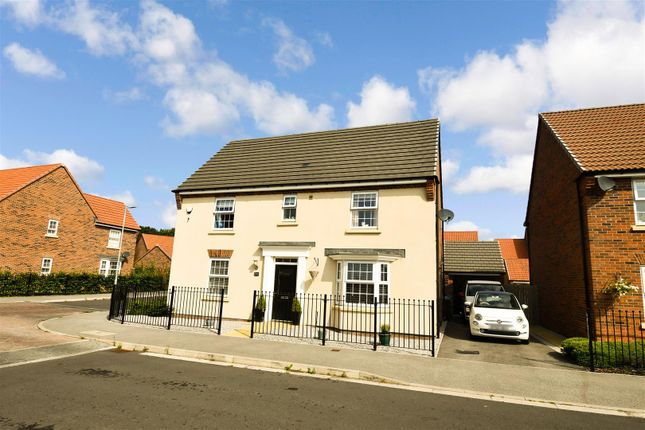 Thumbnail Detached house for sale in Lawrance Avenue, Anlaby, Hull