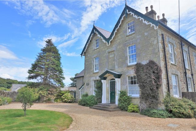 Thumbnail Property for sale in St. Catherines Road, Niton, Ventnor