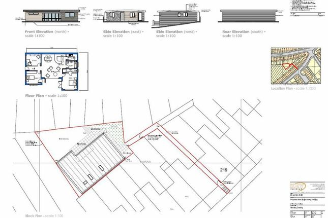 Land for sale in Priory Road, Hastings, East Sussex