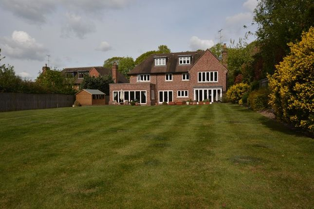 Thumbnail Detached house for sale in Woodside Hill, Chalfont St. Peter, Gerrards Cross