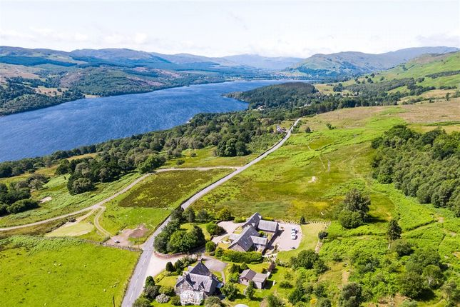 Thumbnail Detached house for sale in Kiltyrie Steading And Cottage, Killin, Perthshire