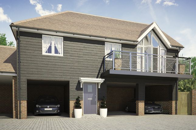"Thumbnail Duplex for sale in ""The Tunstall"" at Avocet Way, Ashford"
