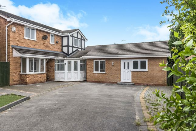 Thumbnail Detached house for sale in Magnolia Close, Halewood, Liverpool