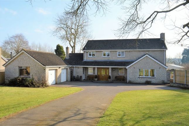 Thumbnail Detached house for sale in The Dymboro, Midsomer Norton, Radstock
