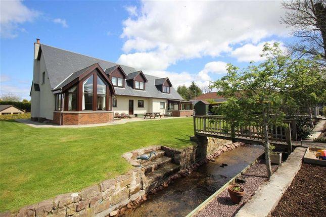Thumbnail Detached house for sale in Castleton Village, Inverness