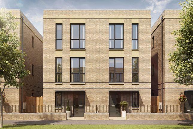 "Thumbnail Semi-detached house for sale in ""Ruma"" at Hauxton Road, Trumpington, Cambridge"