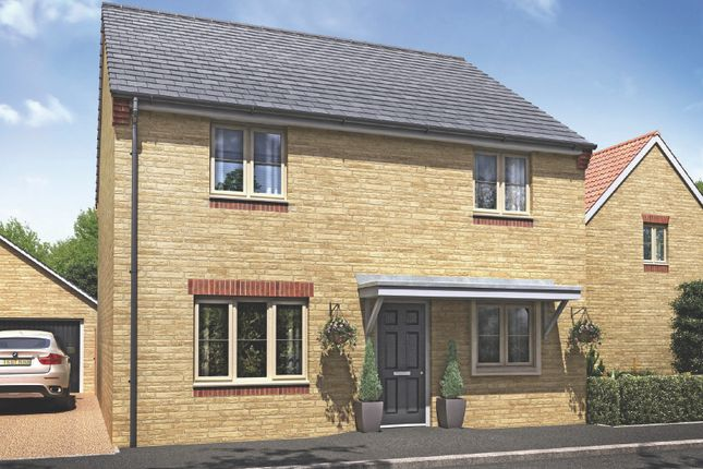 Thumbnail Detached house for sale in Eastrea Road, Whittlesey, Peterborough