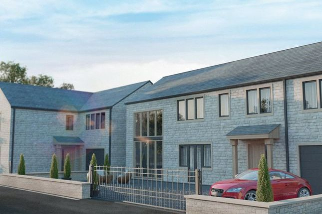 Thumbnail Detached house for sale in Back Lane, Drighlington, Bradford, West Yorkshire
