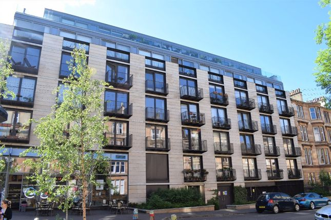 Thumbnail Flat for sale in Montague Street, Flat 2/1, Woodlands, Glasgow