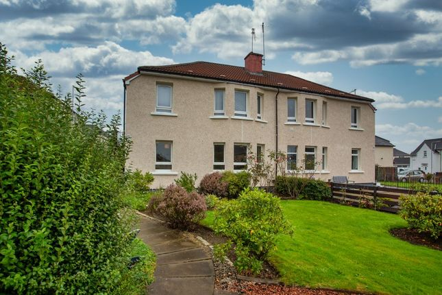 Thumbnail Flat for sale in 79 Windsor Crescent, Paisley