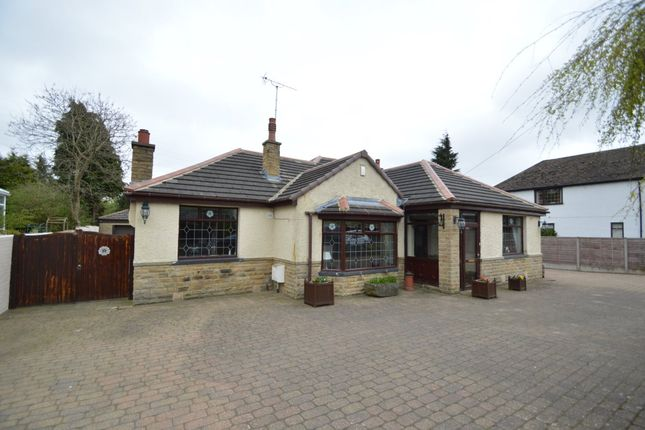 Thumbnail Detached house for sale in Woodhall Park Crescent East, Stanningley, Pudsey