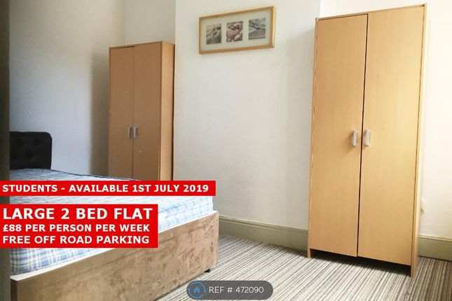 Thumbnail Flat to rent in Fosse Road North, Leicester