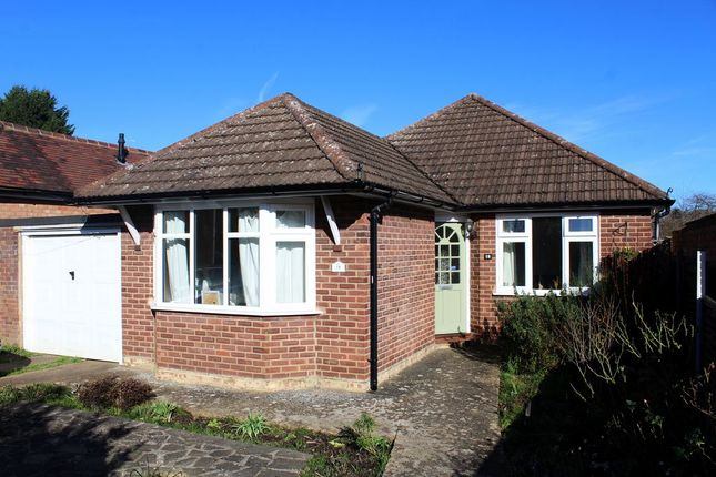 Thumbnail Detached bungalow for sale in Ripley Avenue, Egham