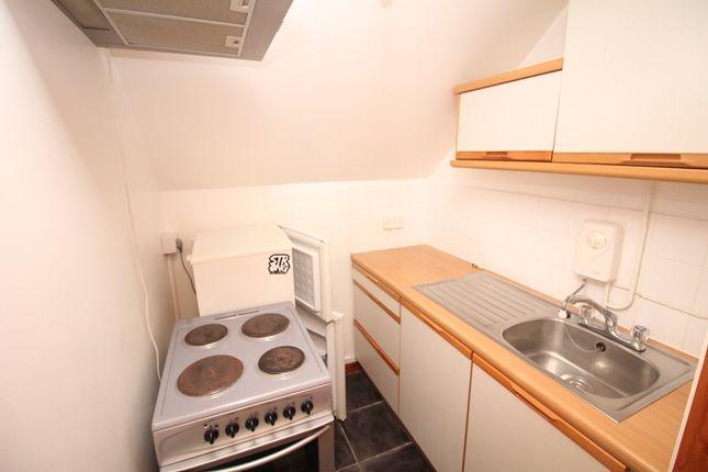Kitchen of Flat C Brooke House, Brooke Avenue, Milford Haven SA73