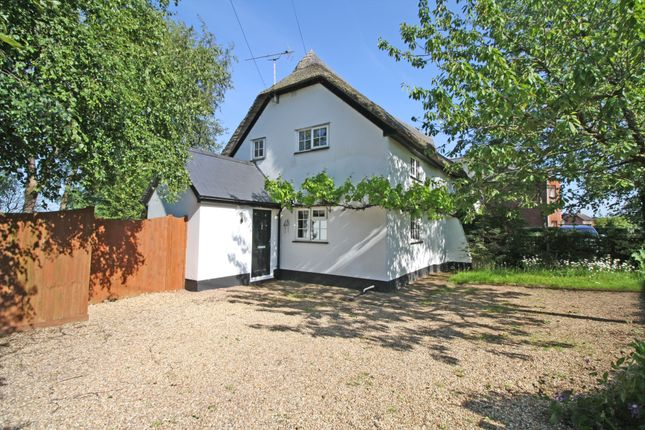 Thumbnail Cottage for sale in Clyst Road, Topsham, Exeter