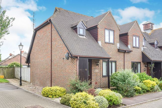 Thumbnail End terrace house for sale in Courville Close, Alveston