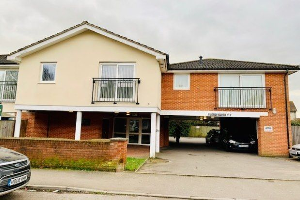 Thumbnail Flat to rent in Mansel Road East, Southampton