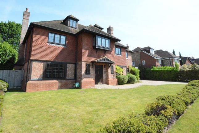 Thumbnail Detached house to rent in Ledborough Gate, Beaconsfield
