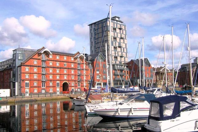 Thumbnail Flat to rent in Regatta Quay, Key Street, Ipswich
