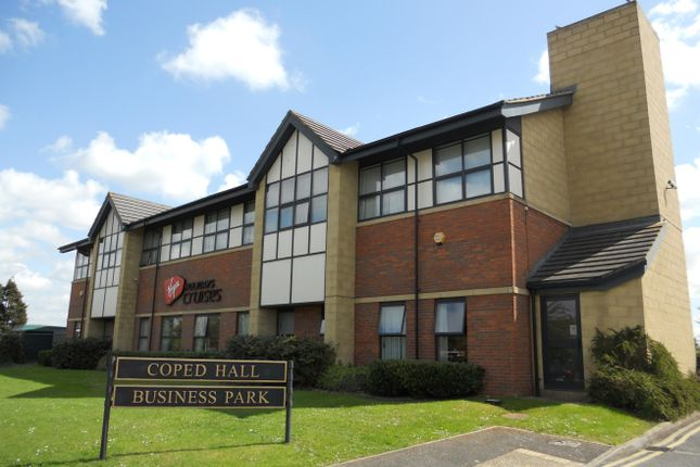 Thumbnail Office to let in Unit 9, Coped Hall, Royal Wootton Bassett