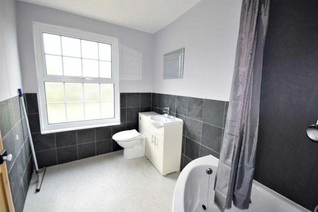 Bathroom of Fronheulog, Cemmaes, Machynlleth, Powys SY20
