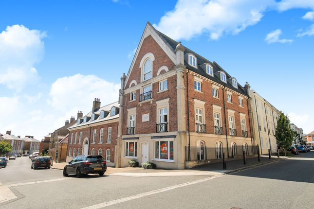 Thumbnail Flat for sale in Billingsmoor Lane, Poundbury, Dorchester