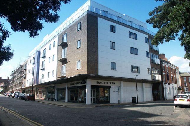 Bedford Mansions, Derngate, Northampton NN1